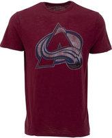'47 Men's Short-Sleeve Colorado Avalanche Logo Scrum T-Shirt