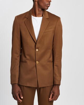 Han Kjobenhavn Single Suit Blazer