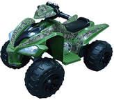Green Cam True Timber Super Ride-On Quad