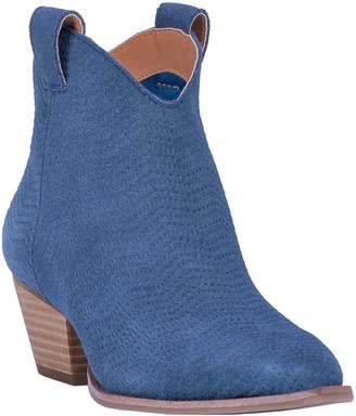 Dingo Pull-On Leather Booties - Kuster