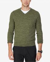 Nautica Men's V-Neck Sweater