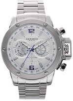 Akribos XXIV Men's Extremis Stainless Steel Watch