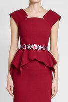 Marina Hoermanseder Embellished Leather belt