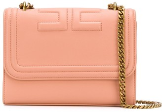 Elisabetta Franchi Logo Cross Body Bag