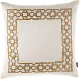 Sabira Collett Embroidered Pillow