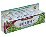 Auromere Tthpste Mint Free by