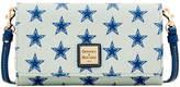 Dooney & Bourke Dallas Cowboys Daphne Crossbody Wallet