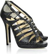 Drake water snake sandals