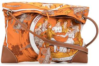 Hermes Pre-Owned 2008 City PM shoulder bag
