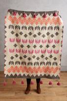Anthropologie Heritage Throw Blanket