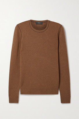 Theory Cashmere Sweater - Brown