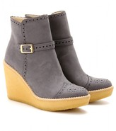 Stella McCartney WEDGE ANKLE BOOTS