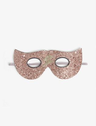 Mimi & Lula Glitter lightning superhero mask