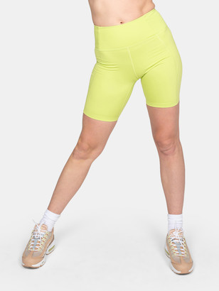 Girlfriend Collective High Rise Bike Short