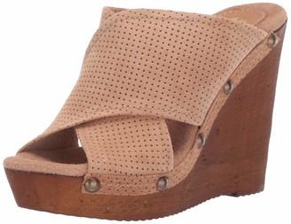 Sbicca Women's Bombastic Wedge Sandal