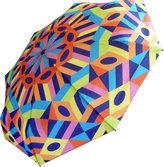 David Daviid London M25 Geometric-print umbrella