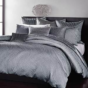Donna Karan Current Duvet Cover, Full/Queen