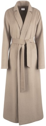 Your Classic Trench Coat Oatmeal