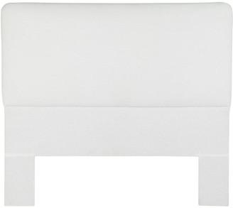 OKA Upholstered & Padded Headboard, Double