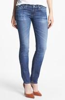AG Jeans 'Aubrey' Skinny Straight Leg Jeans (10 Year Daybreaker)