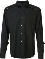 Comme des Garcons studded detail shirt