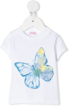 Il Gufo applique T-shirt
