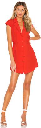 superdown Romina Button Front Dress