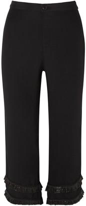 STAUD 3/4-length shorts