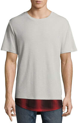 Arizona Mens Round Neck Short Sleeve T-Shirt