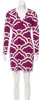 Diane von Furstenberg Reina Silk Dress