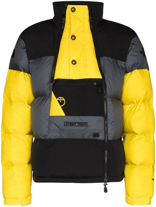 The North Face Steep Tech down padded jacket