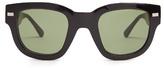 ACNE STUDIOS Square-frame acetate sunglasses