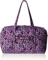 Vera Bradley Iconic Large Travel Duffel - Signature Duffle Bag