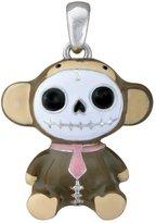 Summit Furry Bones Skull Choco Munky Monkey Pendant Jewelry Accessory