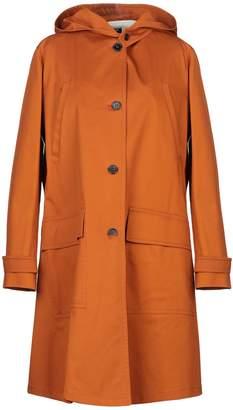 Jil Sander Navy Overcoats - Item 41866913TN