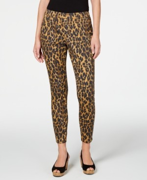 Style&Co. Style & Co Printed Jeggings, Created for Macy's