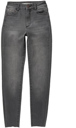 Tractr No Mercy Ultra High Rise Skinny Jeans