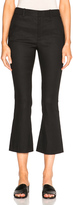 Derek Lam 10 Crosby Cropped Flare Pants