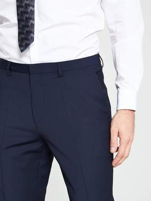 HUGO Hesten Suit Trousers - Navy
