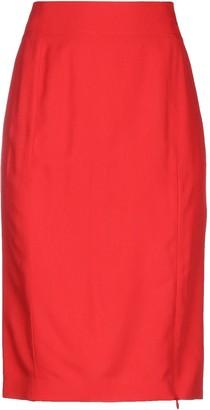 Patrizia Pepe Knee length skirts