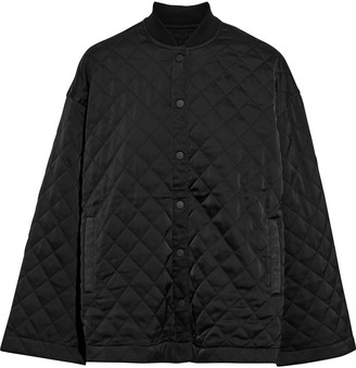 ATM Anthony Thomas Melillo Oversized Quilted Shell Jacket