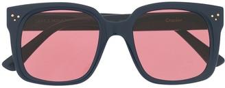 Gentle Monster Cracker 02 oversized-frame sunglasses