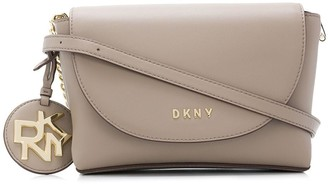 DKNY Dayna leather crossbody bag