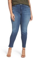NYDJ 'Ami' Stretch Skinny Jeans (Mabel) (Plus Size)