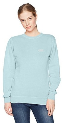 Obey Junior's Flashback Long Sleeve Premium Sweatshirt