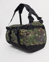 The North Face Base Camp extra small duffel bag 31L in camo
