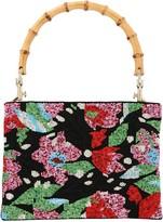Miu Miu Bead Embroidered Handbag