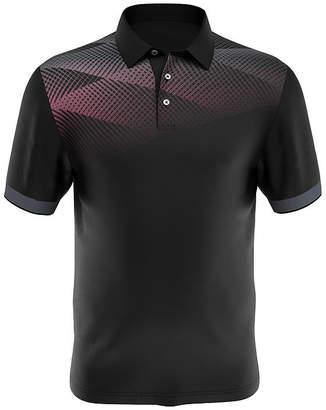 PGA Tour TOUR Mens Crew Neck Short Sleeve Polo Shirt