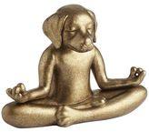Pier 1 Imports Yoga Dog
