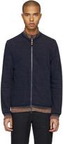 Missoni Blue Track Jacket